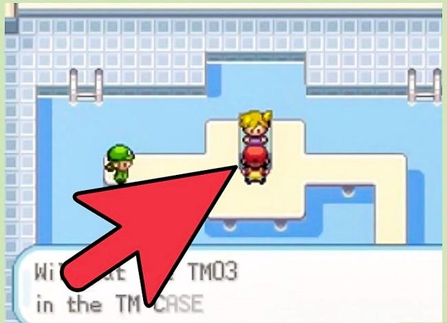 Titel afbeelding Beat the First Gym Leader in Pokémon FireRed en LeafGreen Stap 5