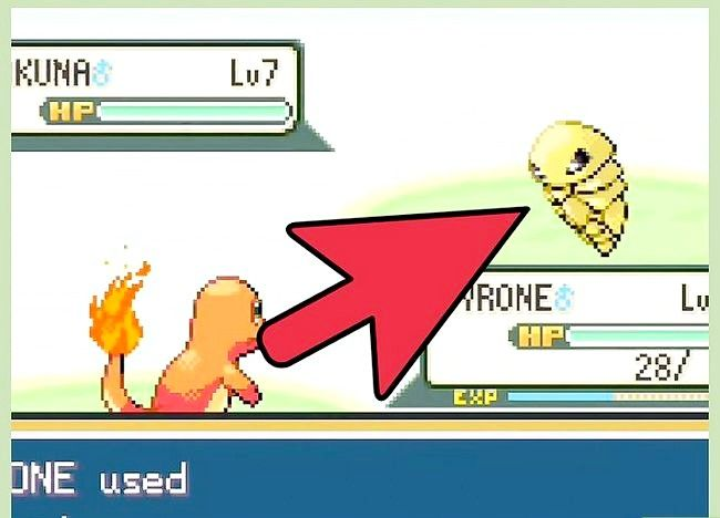 Titel afbeelding Beat the First Gym Leader in Pokémon FireRed en LeafGreen Step 9