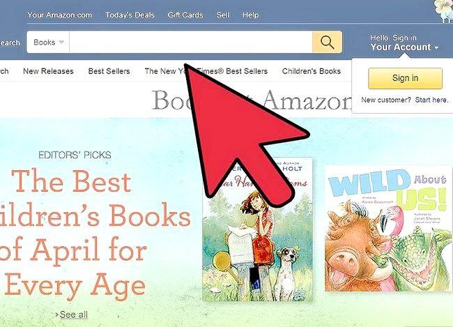 Titel afbeelding Sell Books on Amazon Step 3