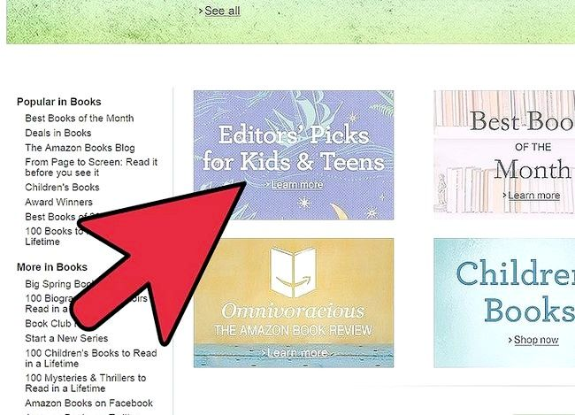 Titel afbeelding Sell Books on Amazon Step 4