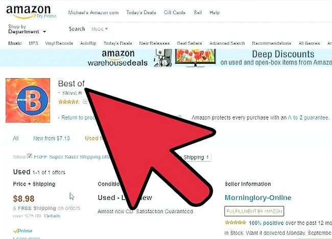 Titel afbeelding Sell Books on Amazon Step 6