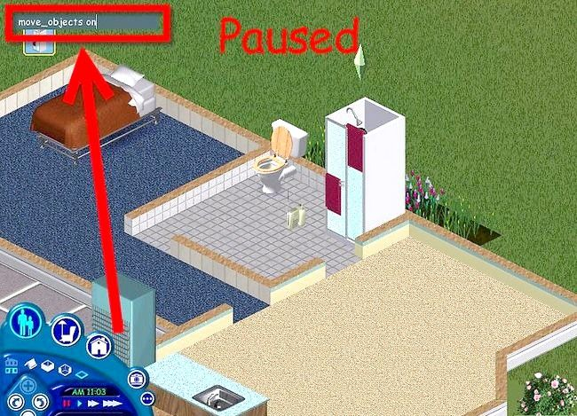 Titel afbeelding Make Sims Nude in Sims 1 Step 3