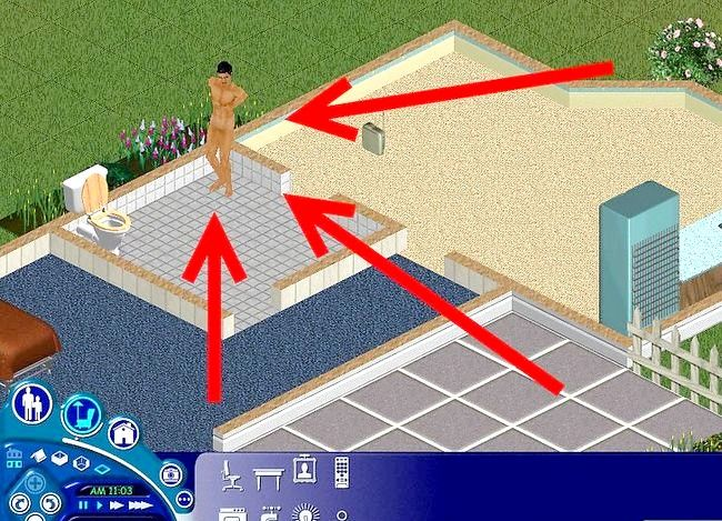 Titel afbeelding Make Sims Nude in Sims 1 Step 4