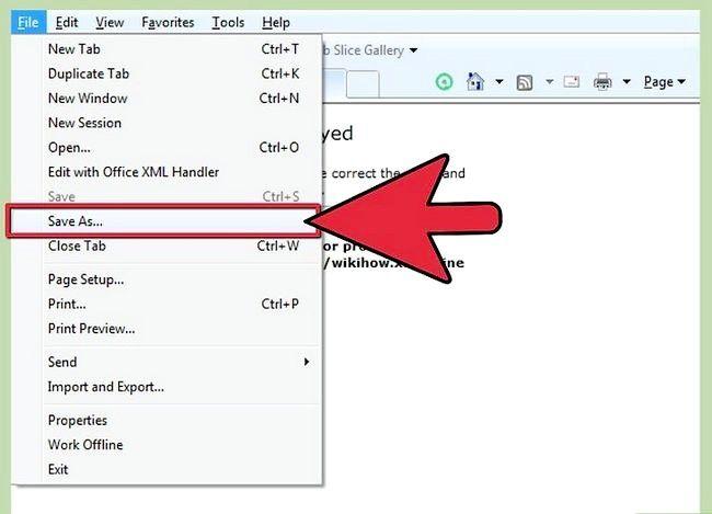 Titel afbeelding View XML Files Step 4