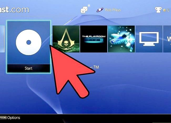 Titel afbeelding Watch Movies on PlayStation 3 Step 2