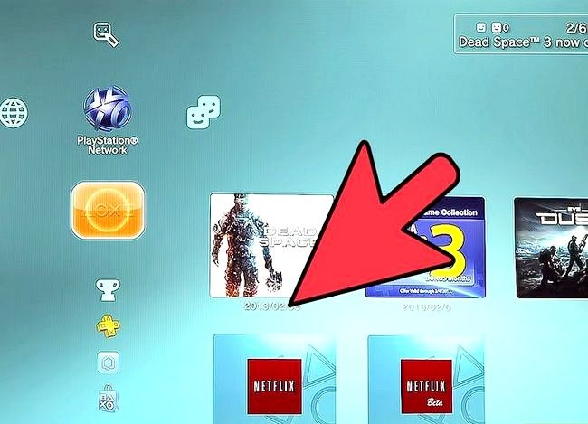 Titel afbeelding Watch Movies on PlayStation 3 Step 5