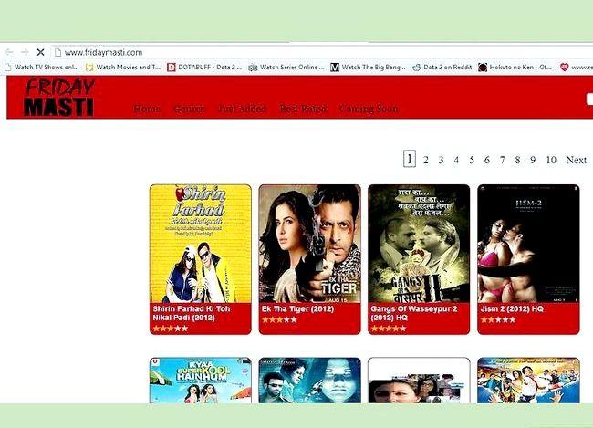 Titel afbeelding Watch Free Hindi Movies Online Step 3