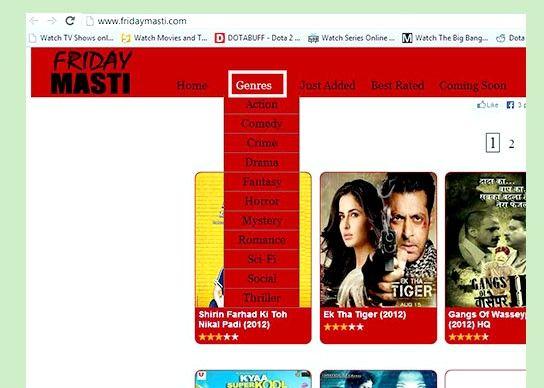 Titel afbeelding Watch Free Hindi Movies Online Step 4