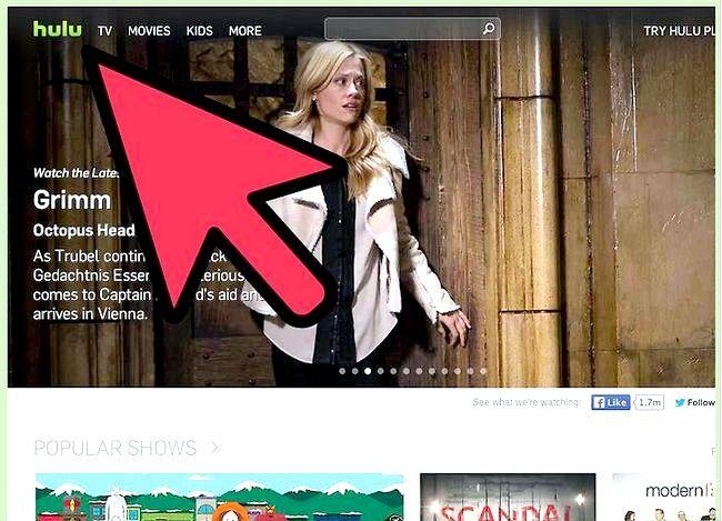 Titel afbeelding Legally Bekijk tv en films online Stap 5