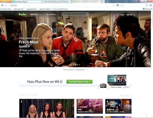 Titel afbeelding Watch Movies and TV Online for Free Stap 2