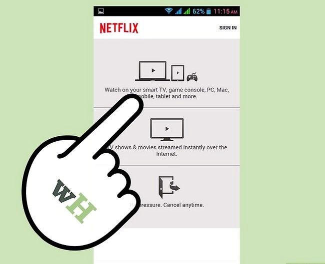 Titel afbeelding Watch TV on Android Step 8