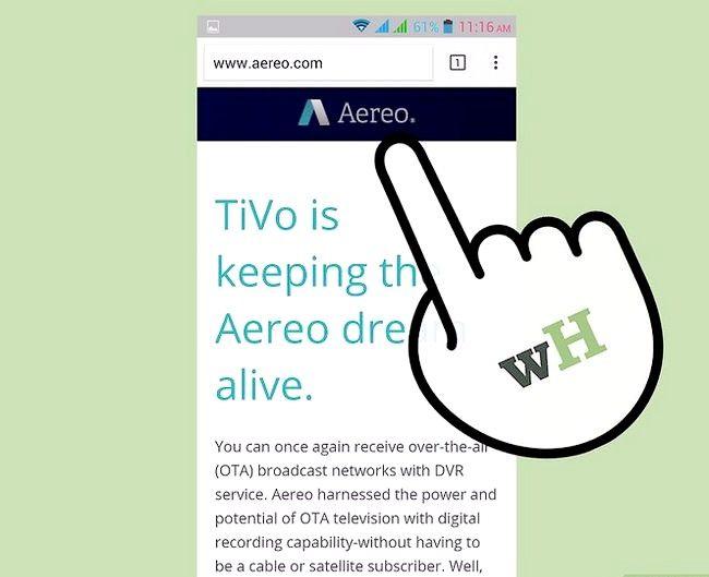 Titel afbeelding Kijk tv op Android Stap 10