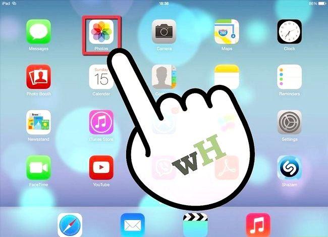 Titel afbeelding Kijkvideo`s op een iPad Stap 9