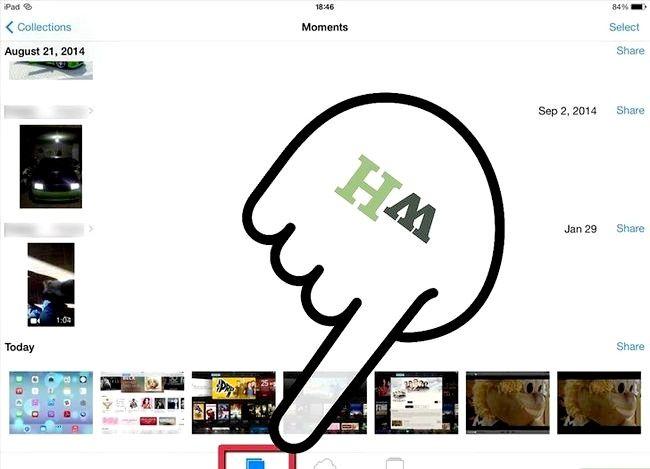Titel afbeelding Kijkvideo`s op een iPad Stap 10