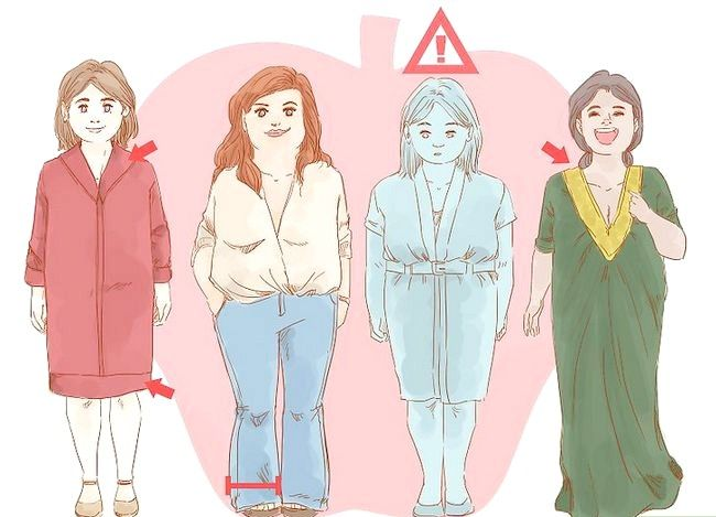 Titel afbeelding Dress for Your Body Type Step 8