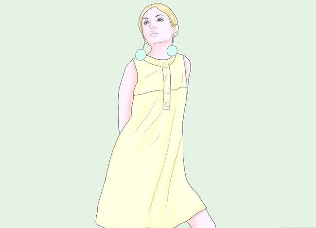 Titel afbeelding Dress Like a Mod Step 4