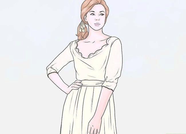 Titel afbeelding Dress Like a Woman in de negentiende eeuw Stap 6