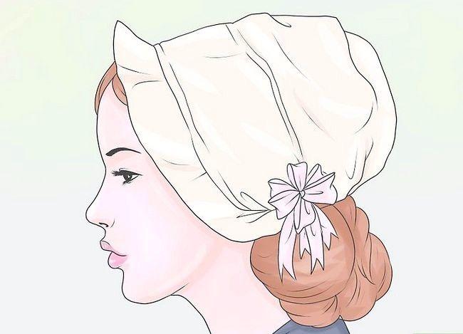 Titel afbeelding Dress Like a Woman in de 19e eeuw Stap 9