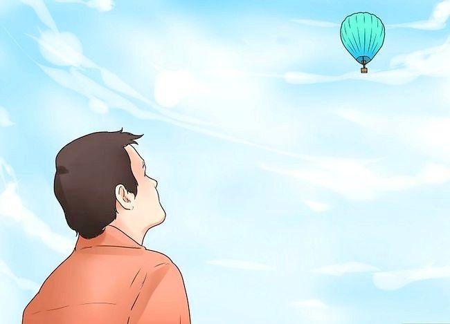 Hoe een hete luchtballon te vliegen